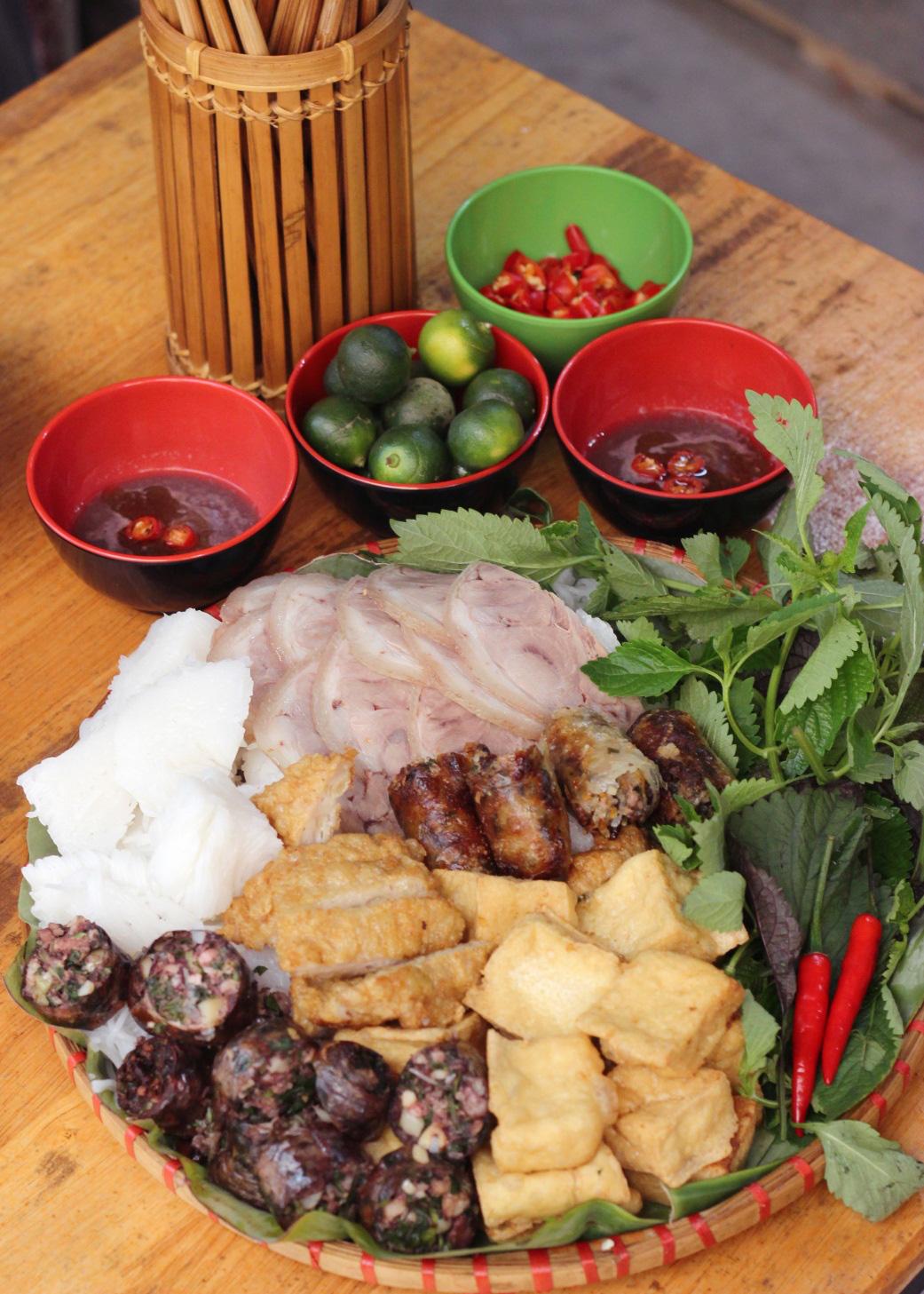 Địa chỉ cho hội sành ăn - Bún đậu mắm tôm Trần Thái Tông - Ảnh 3.