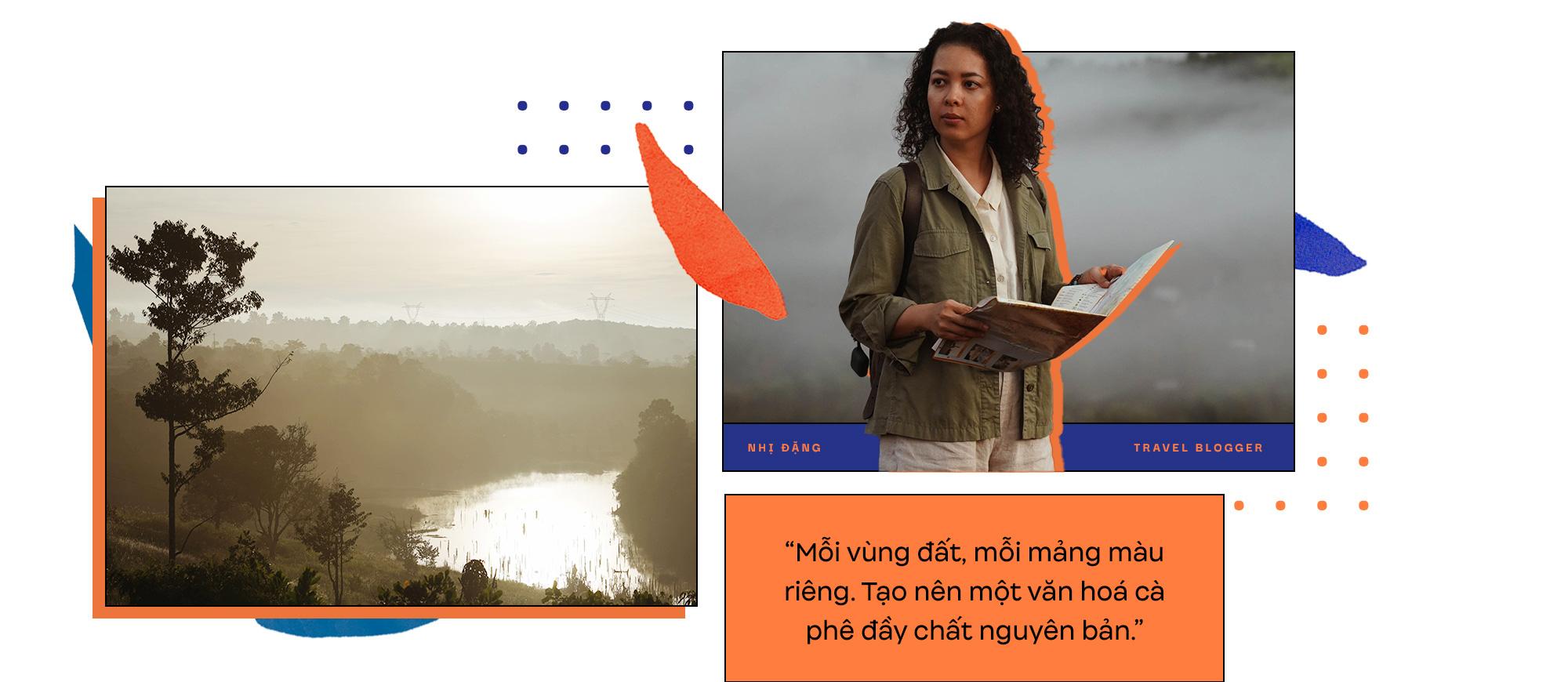 Những vùng đất cà phê Việt Nam hiện lên tuyệt đẹp qua góc nhìn của travel blogger Nhị Đặng: Nước mình còn nhiều nơi phải đi đến thế! - Ảnh 3.