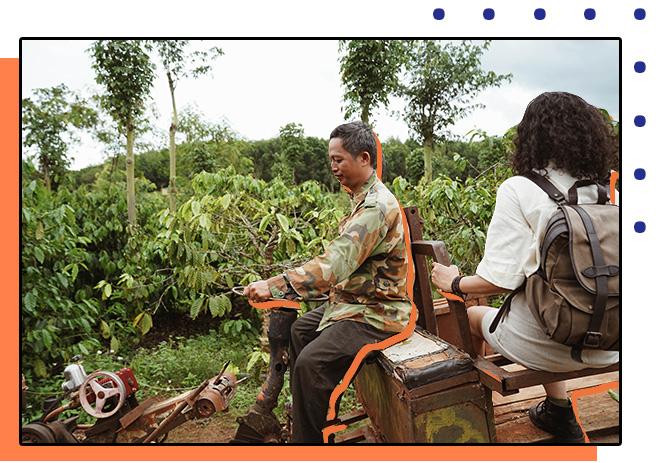 Những vùng đất cà phê Việt Nam hiện lên tuyệt đẹp qua góc nhìn của travel blogger Nhị Đặng: Nước mình còn nhiều nơi phải đi đến thế! - Ảnh 11.