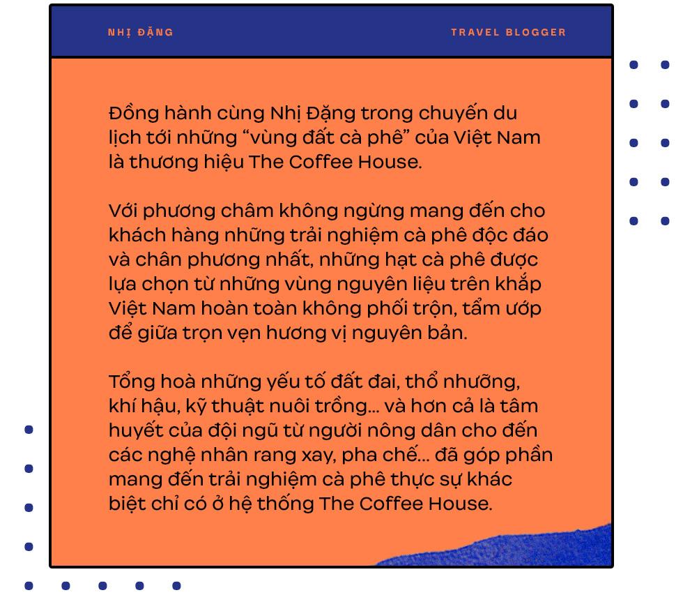 Những vùng đất cà phê Việt Nam hiện lên tuyệt đẹp qua góc nhìn của travel blogger Nhị Đặng: Nước mình còn nhiều nơi phải đi đến thế! - Ảnh 19.