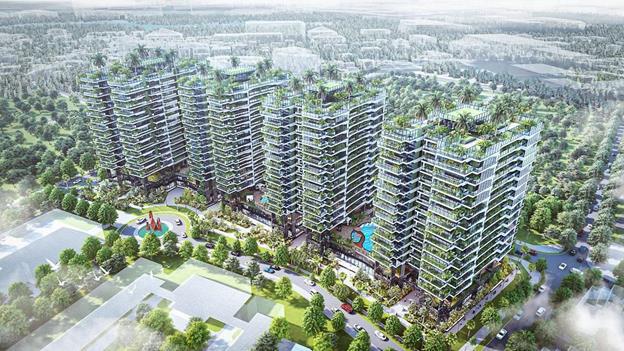 Chuỗi BĐS sinh thái thông minh của Sunshine Homes: bứt phá trong chuẩn sống xanh mới - Ảnh 1.
