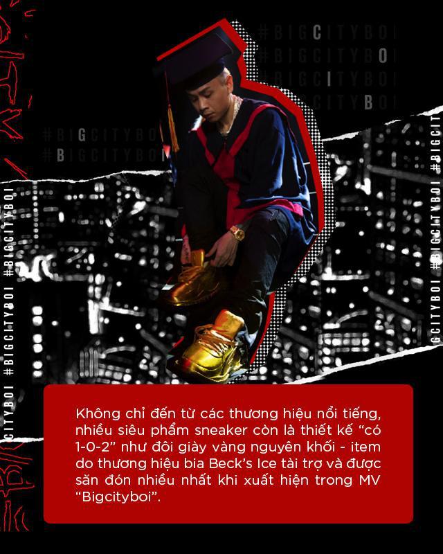 Tai nghe, vòng cổ và sneaker to bản: Những item gắn liền với thời trang underground - Ảnh 1.