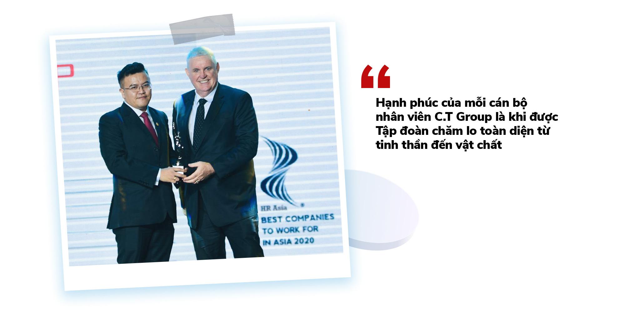 """Khám phá hành trình Caravan danh tiếng của C.T Group – Một đơn vị vừa được giải HR Asia Awards: """"Nơi làm việc tốt nhất Châu Á"""" - Ảnh 13."""