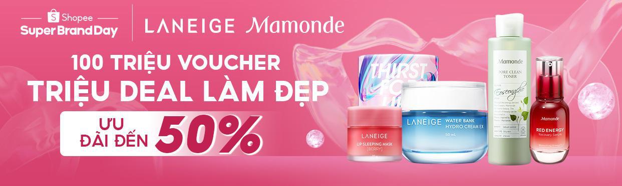 """Top những """"siêu phẩm"""" chăm sóc da gây bão hiện nay của 2 thương hiệu đình đám Laneige và Mamonde - Ảnh 1."""