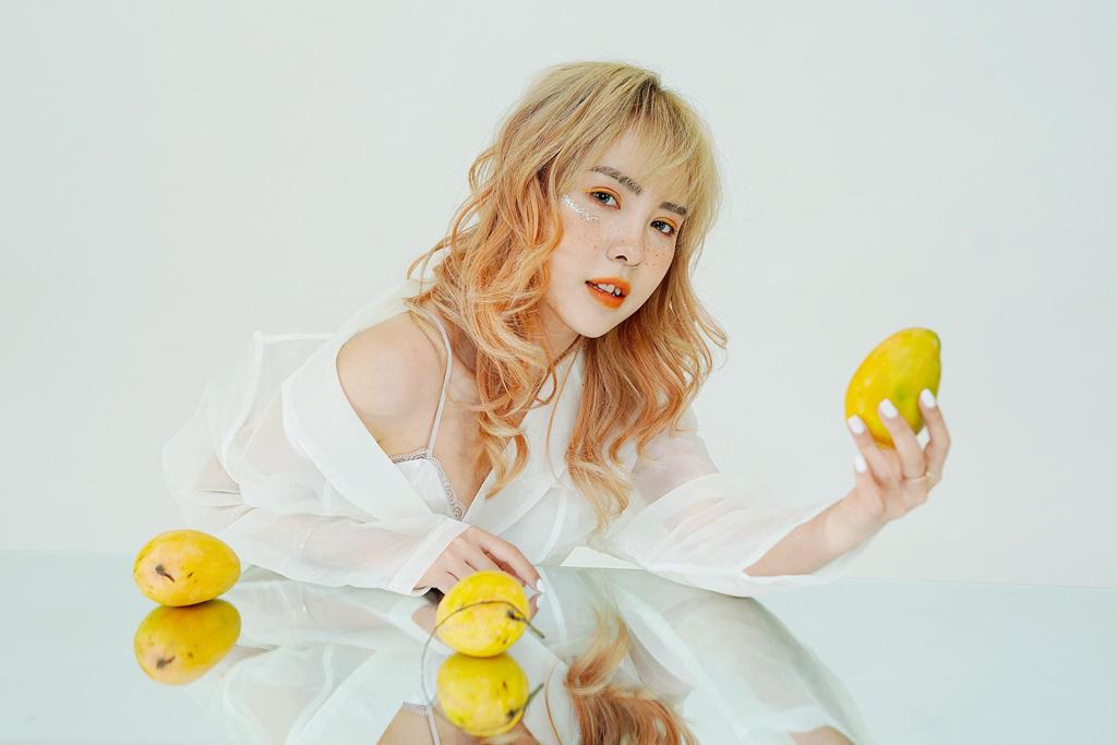 """""""Rực rỡ như trái cây, ngọt ngào như trà sữa"""": Chọn màu tóc này, các nàng hứa hẹn tỏa sáng cả mùa hè - Ảnh 3."""