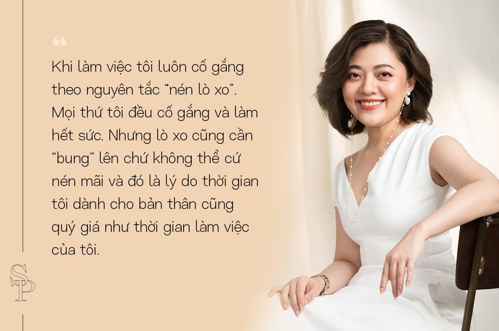 Nữ doanh nhân 8x được mệnh danh là người đỡ đầu cho các Công ty Startup Việt Nam: Ai không ngại thử thách, không ngừng học hỏi chính là Golden Woman - Ảnh 7.