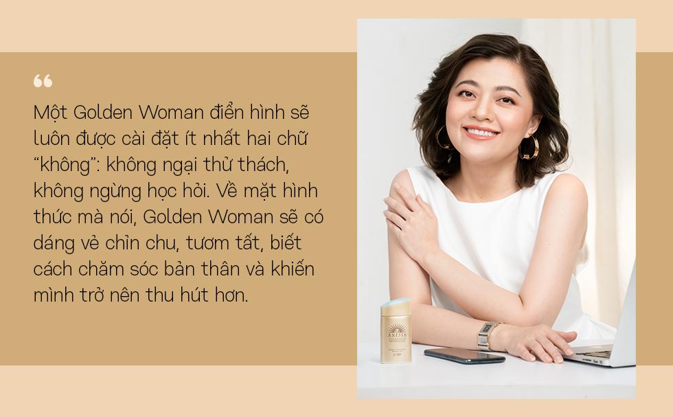 Nữ doanh nhân 8x được mệnh danh là người đỡ đầu cho các Công ty Startup Việt Nam: Ai không ngại thử thách, không ngừng học hỏi chính là Golden Woman - Ảnh 9.
