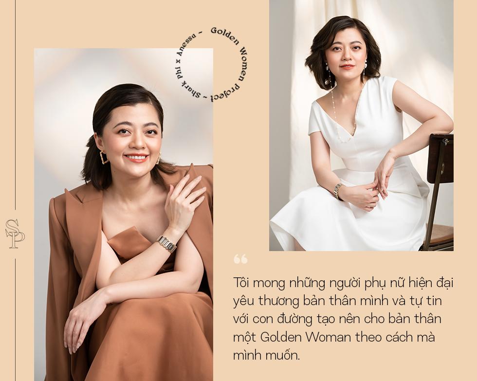 Nữ doanh nhân 8x được mệnh danh là người đỡ đầu cho các Công ty Startup Việt Nam: Ai không ngại thử thách, không ngừng học hỏi chính là Golden Woman - Ảnh 10.