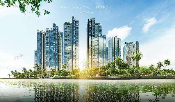 Xu hướng sở hữu căn hộ với không gian sống rộng tại TP. HCM tăng mạnh - Ảnh 1.