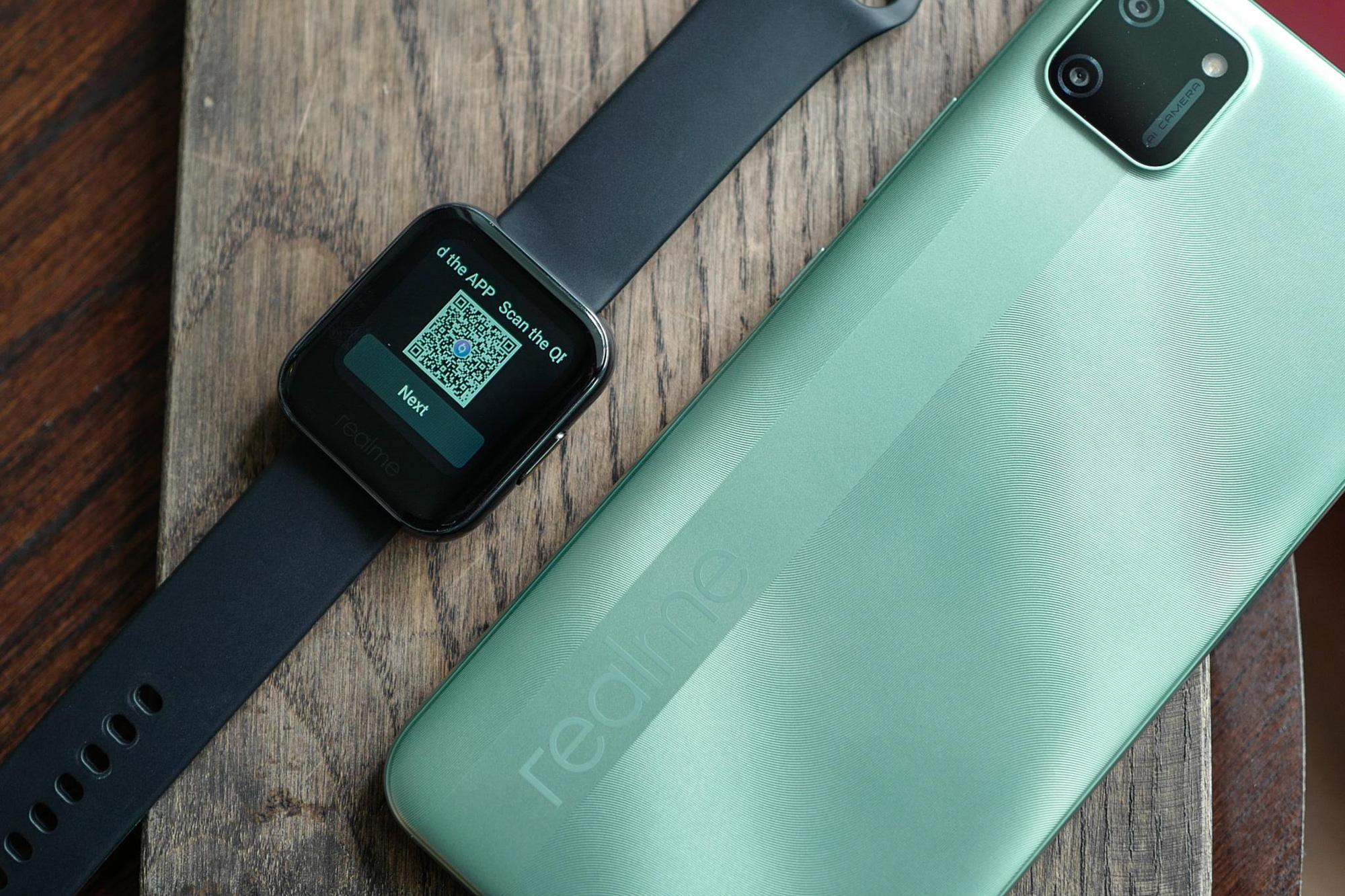 """""""Tất tần tật"""" về cách dùng chiếc Realme Watch giá chỉ 1,99 triệu đồng - Ảnh 1."""
