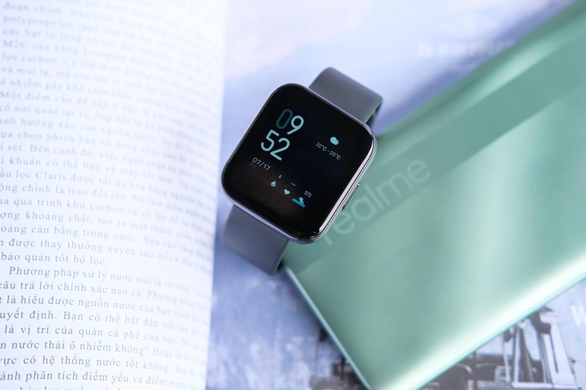 """""""Tất tần tật"""" về cách dùng chiếc Realme Watch giá chỉ 1,99 triệu đồng - Ảnh 2."""