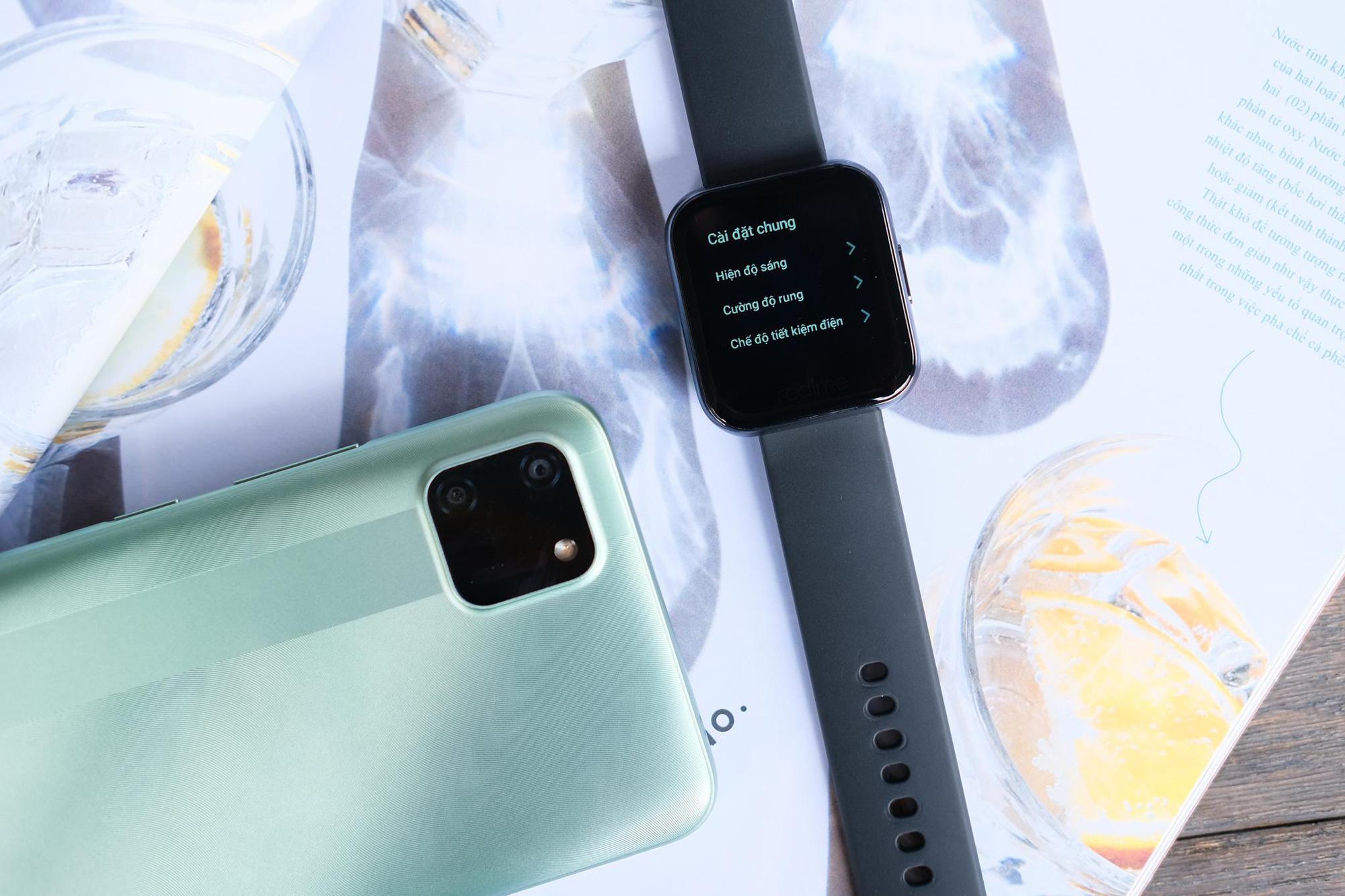 """""""Tất tần tật"""" về cách dùng chiếc Realme Watch giá chỉ 1,99 triệu đồng - Ảnh 6."""