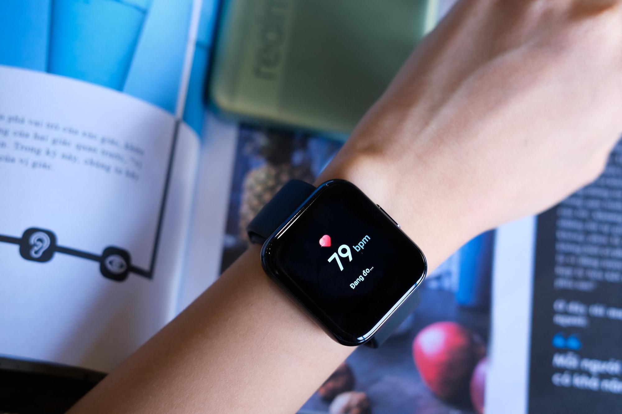 """""""Tất tần tật"""" về cách dùng chiếc Realme Watch giá chỉ 1,99 triệu đồng - Ảnh 8."""