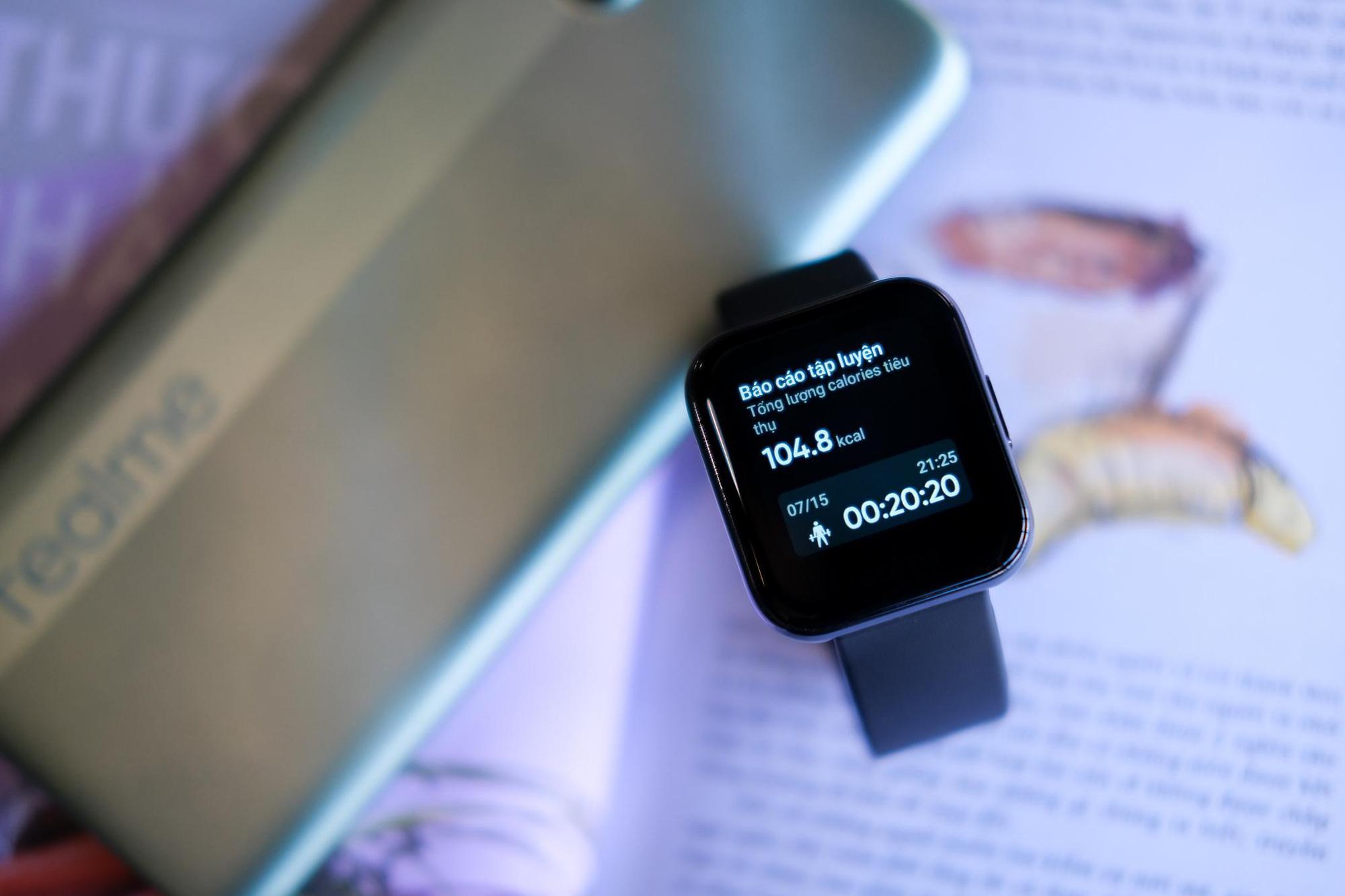 """""""Tất tần tật"""" về cách dùng chiếc Realme Watch giá chỉ 1,99 triệu đồng - Ảnh 10."""