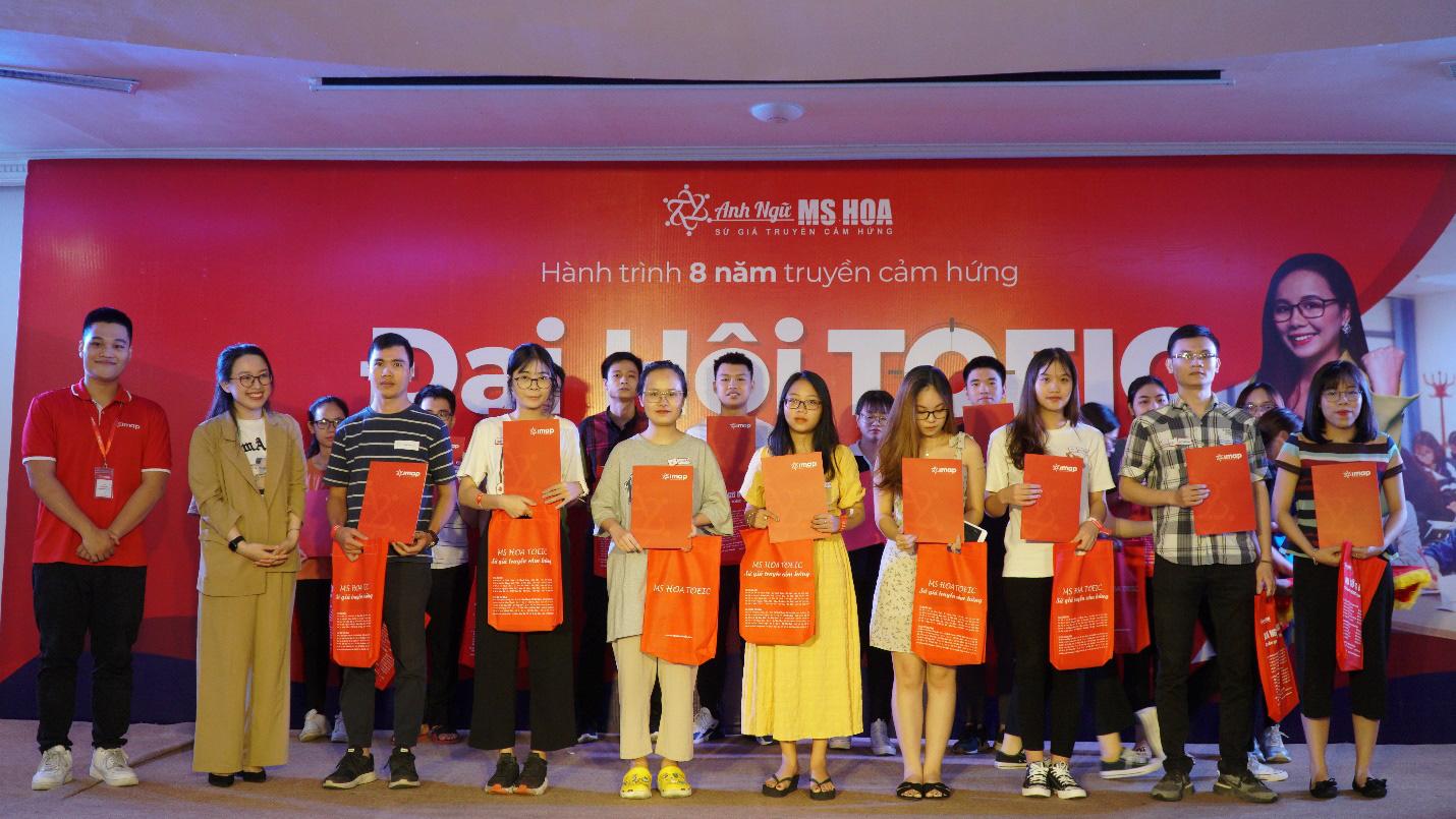 Anh Ngữ Ms Hoa tổ chức đại hội thi thử TOEIC quy mô lớn tại Việt Nam - Ảnh 9.
