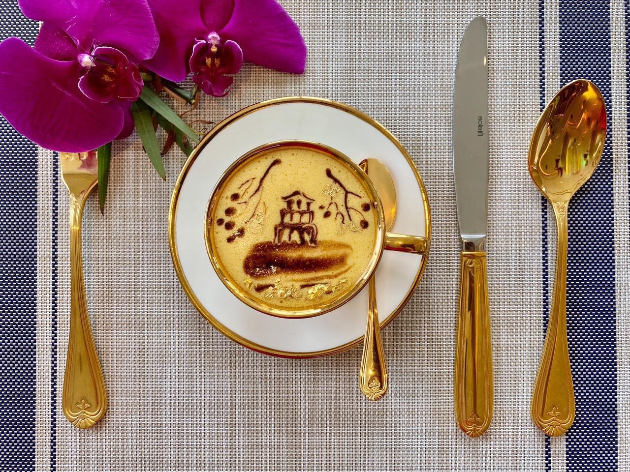 Chương trình khuyến mãi hấp dẫn của khách sạn dát vàng 8 sao Dolce Hanoi Golden lake - Ảnh 3.