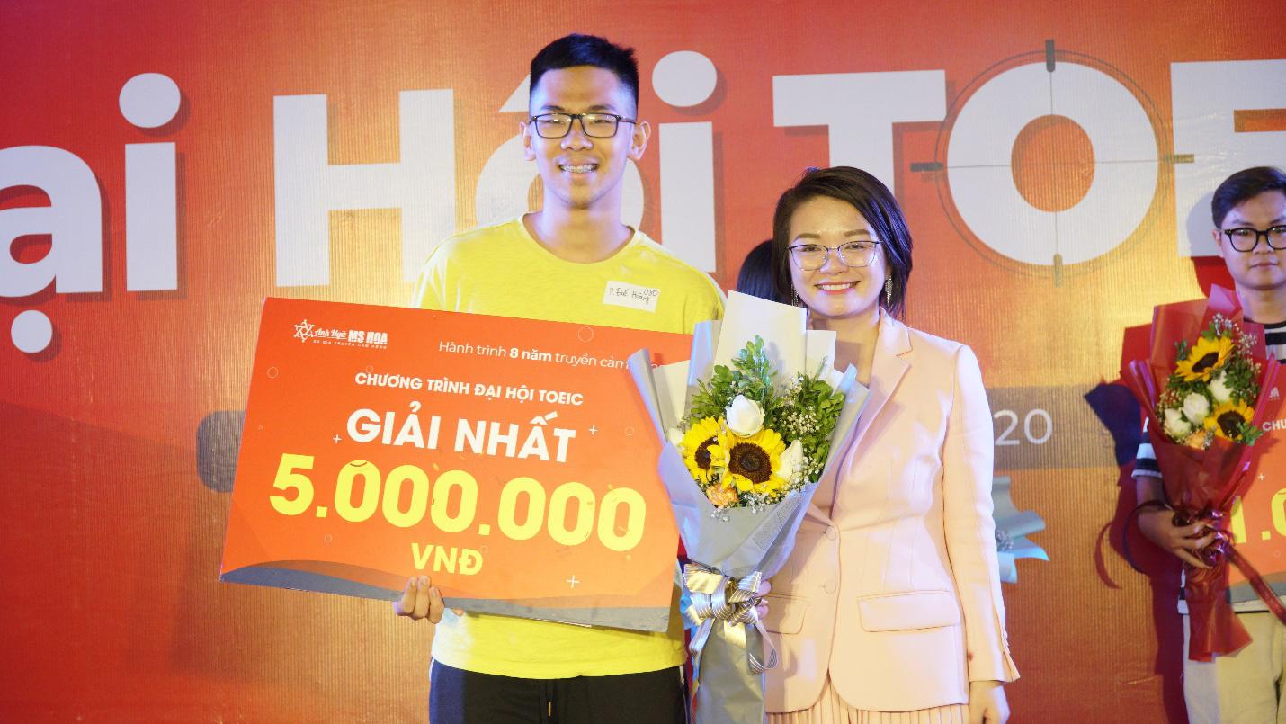 Anh Ngữ Ms Hoa tổ chức đại hội thi thử TOEIC quy mô lớn tại Việt Nam - Ảnh 8.