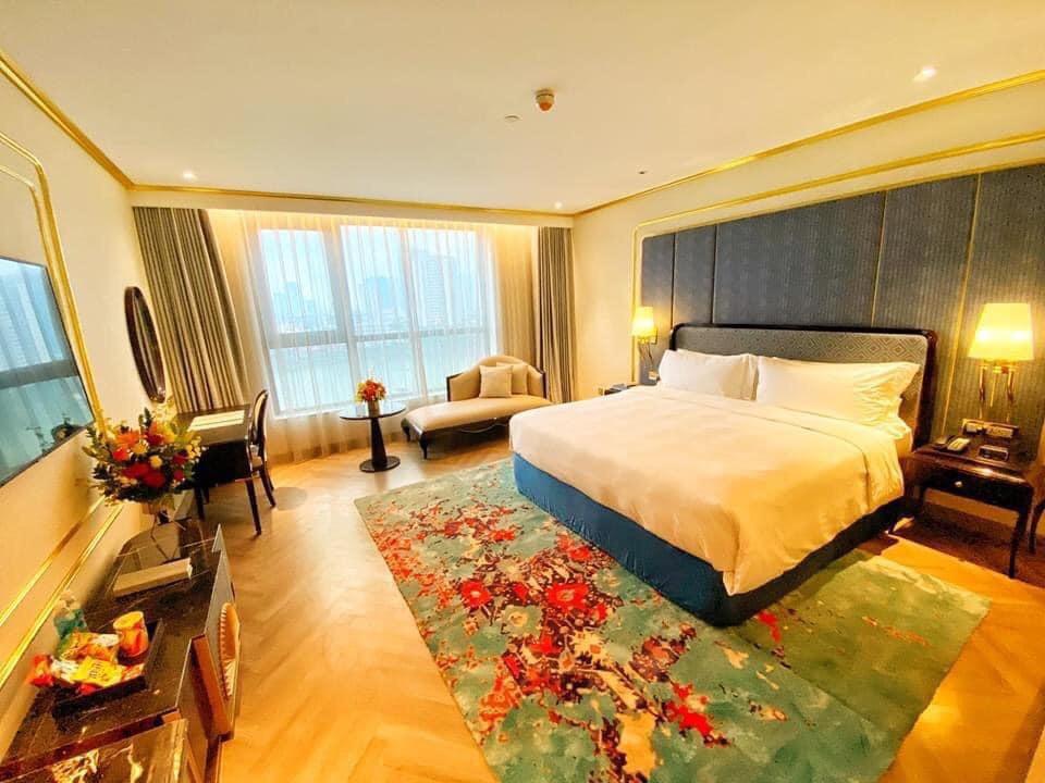 Chương trình khuyến mãi hấp dẫn của khách sạn dát vàng 8 sao Dolce Hanoi Golden lake - Ảnh 5.