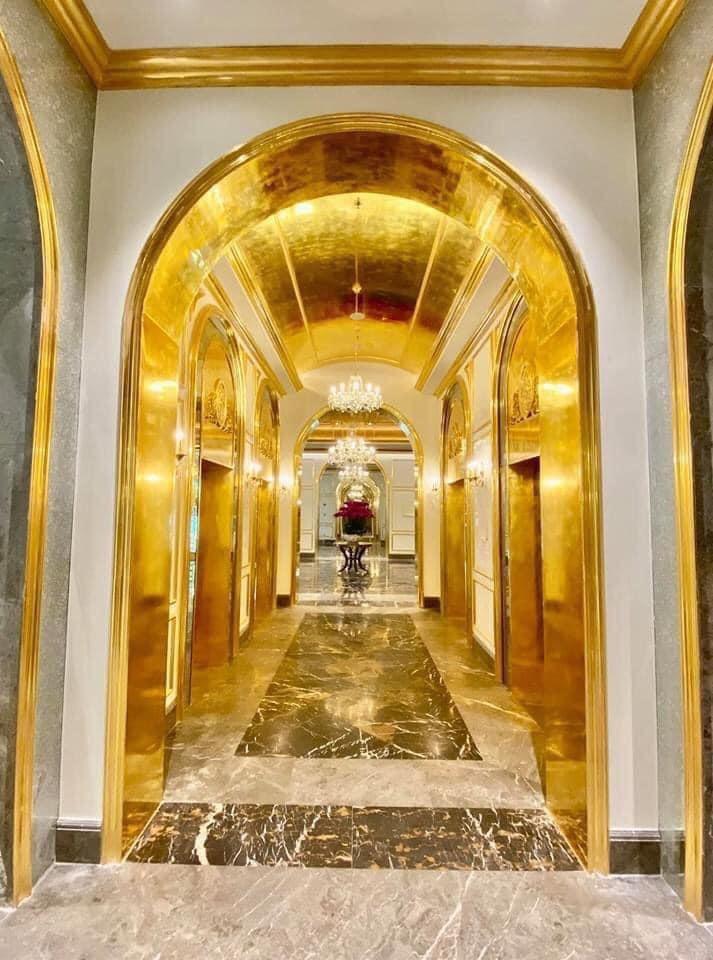 Chương trình khuyến mãi hấp dẫn của khách sạn dát vàng 8 sao Dolce Hanoi Golden lake - Ảnh 6.