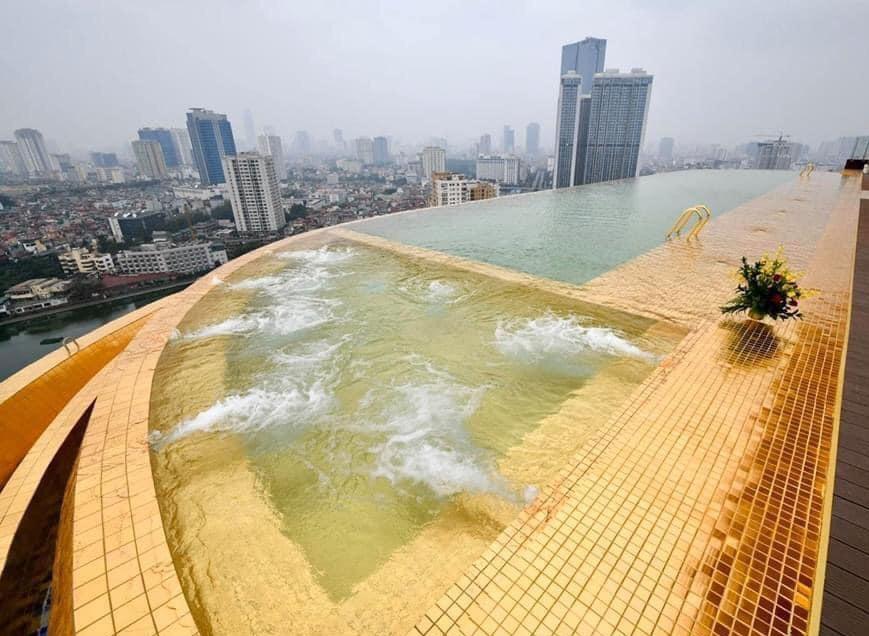 Chương trình khuyến mãi hấp dẫn của khách sạn dát vàng 8 sao Dolce Hanoi Golden lake - Ảnh 7.