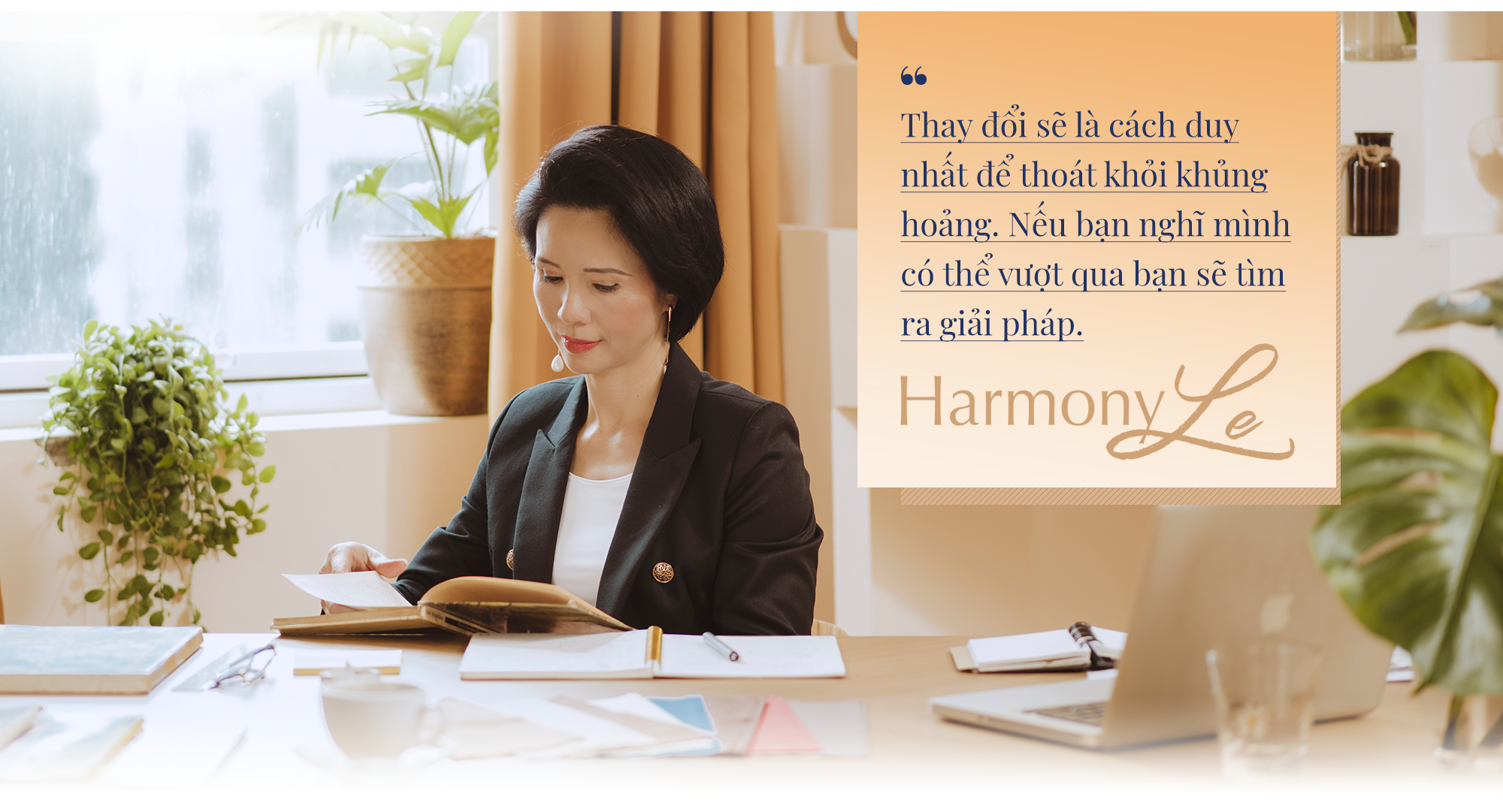 """Harmony Le – CEO Free To Fly: """"Tận dụng cơ hội từ đại dịch Covid – 19 như một đòn bẩy giúp bạn tiến xa hơn"""" - Ảnh 4."""