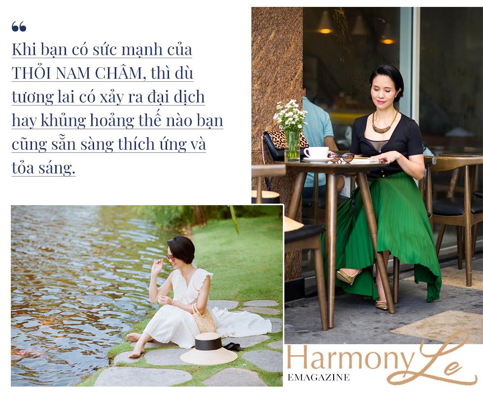 """Harmony Le – CEO Free To Fly: """"Tận dụng cơ hội từ đại dịch Covid – 19 như một đòn bẩy giúp bạn tiến xa hơn"""" - Ảnh 5."""