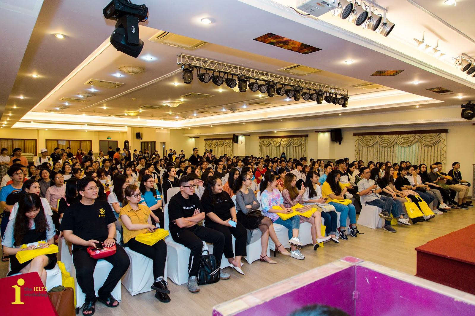 Sự kiện đình đám The IELTS EXPO của The IELTS Workshop tái xuất tại Hà Nội - Ảnh 3.