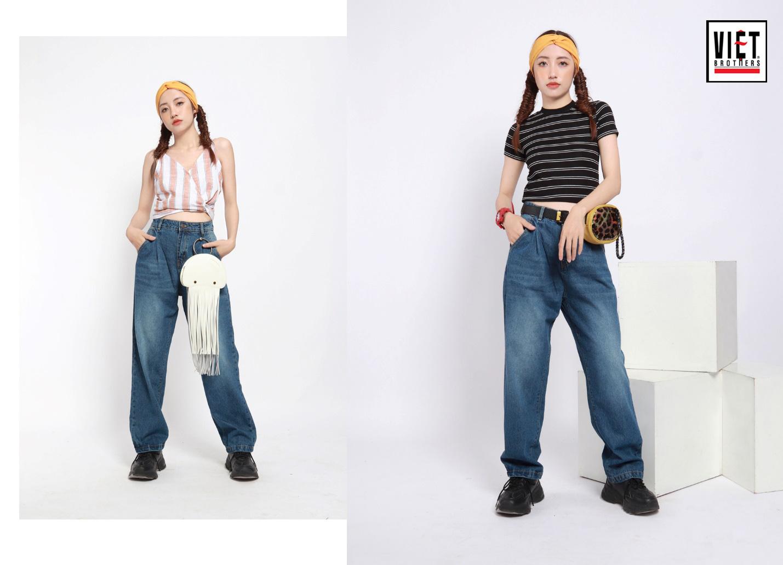 Bỏ túi tuyệt chiêu phối đồ sành điệu cùng quần jeans - Ảnh 3.