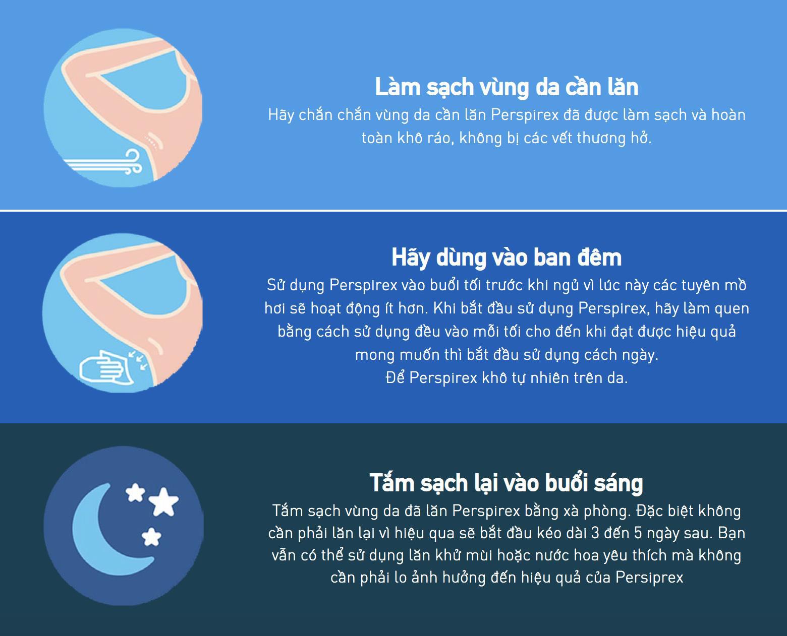 300 cơ hội dùng miễn phí Perspirex: Lăn khử mùi 3 - 5 ngày chính thức có mặt tại Việt Nam - Ảnh 4.