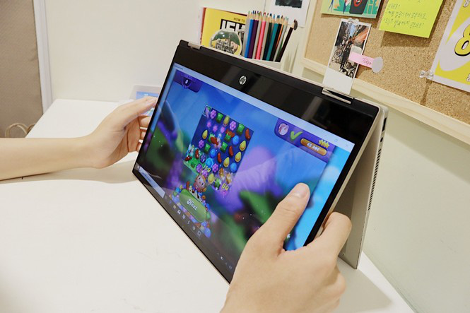 HP Pavilion x360 14: Lựa chọn của thế hệ sinh viên năng động - Ảnh 1.