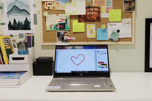 HP Pavilion x360 14: Lựa chọn của thế hệ sinh viên năng động - Ảnh 5.