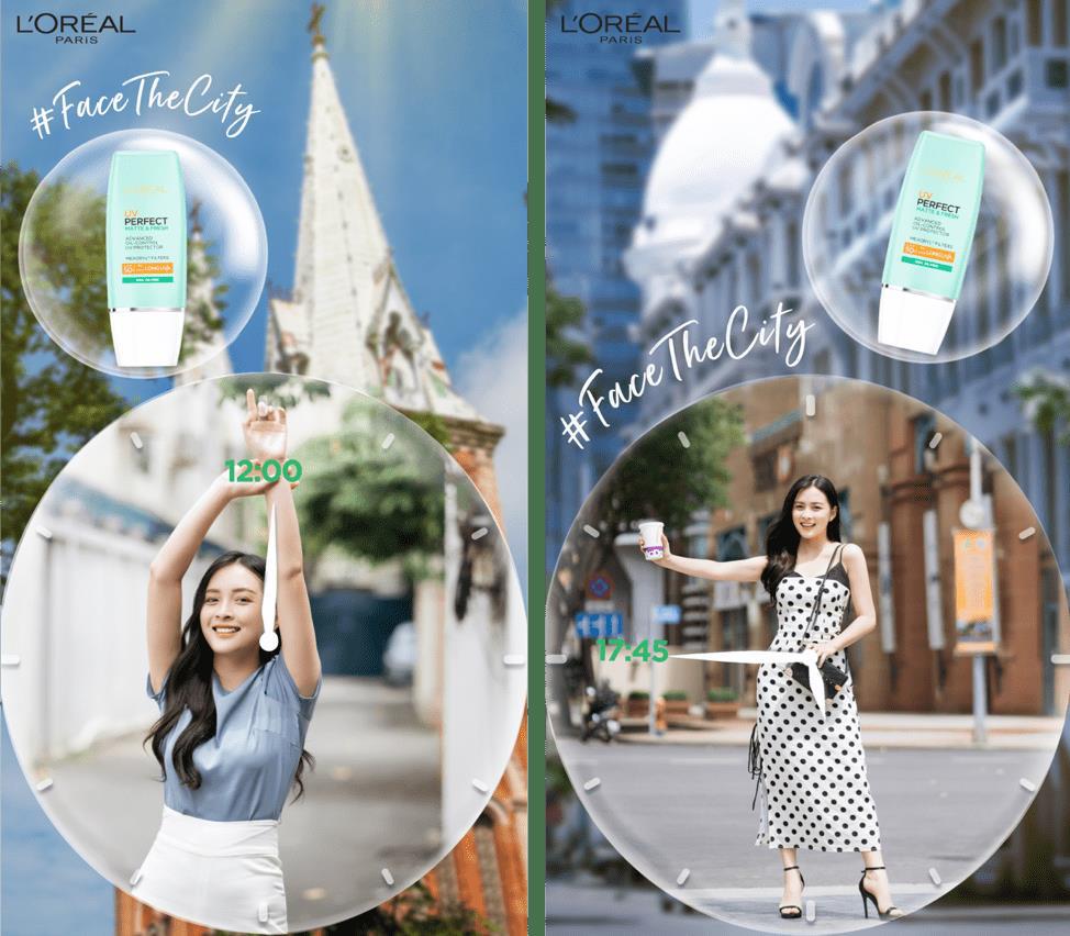 """Bắt trend """"FaceTheCity"""", pose dáng 12h bất chấp nắng hè cùng giới trẻ Việt ngay nào! - Ảnh 1."""