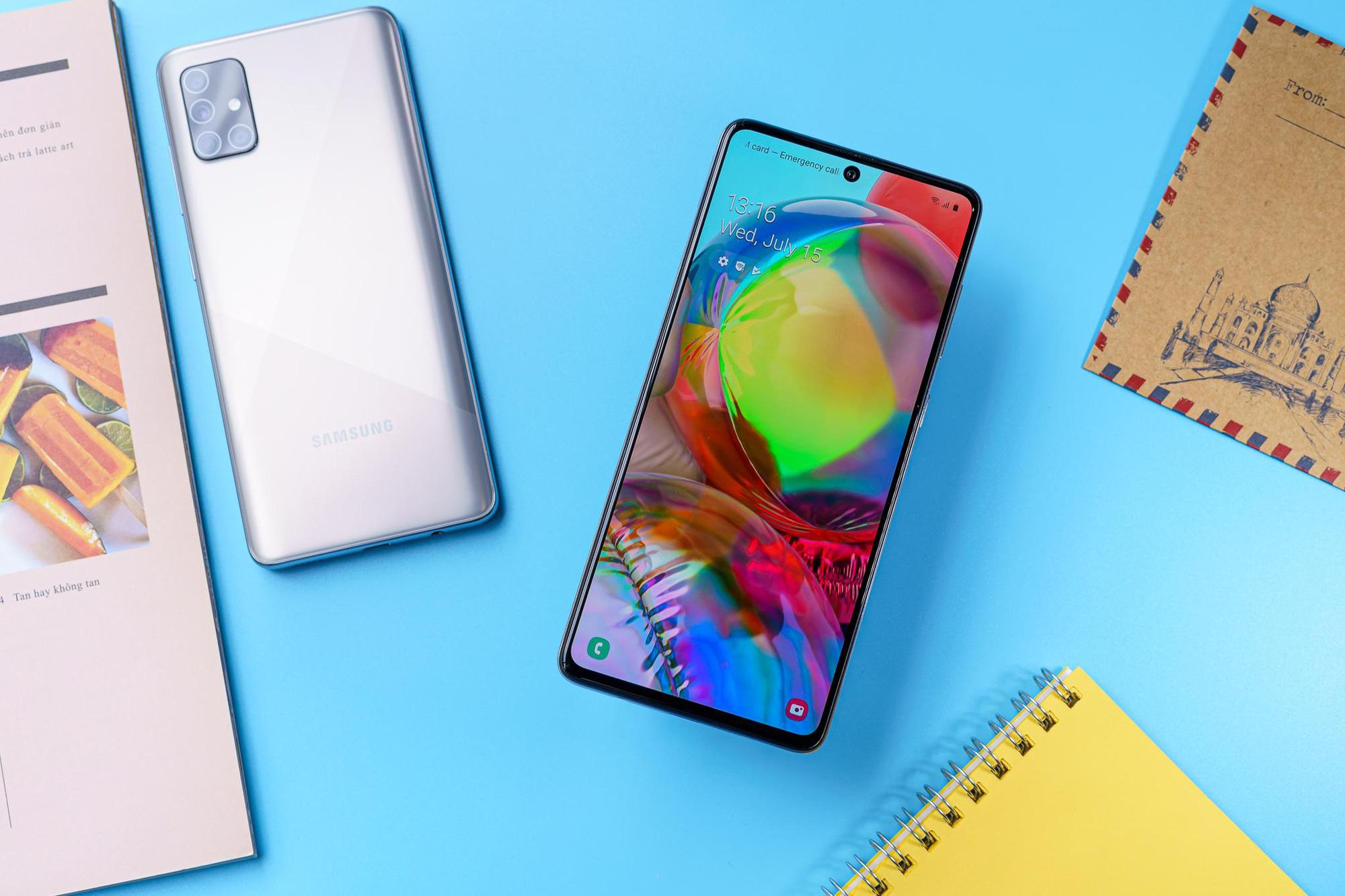 Hết đột phá này đến đột phá khác, Samsung Galaxy A51|A71 chưa bao giờ làm người trẻ hết thích thú - Ảnh 1.