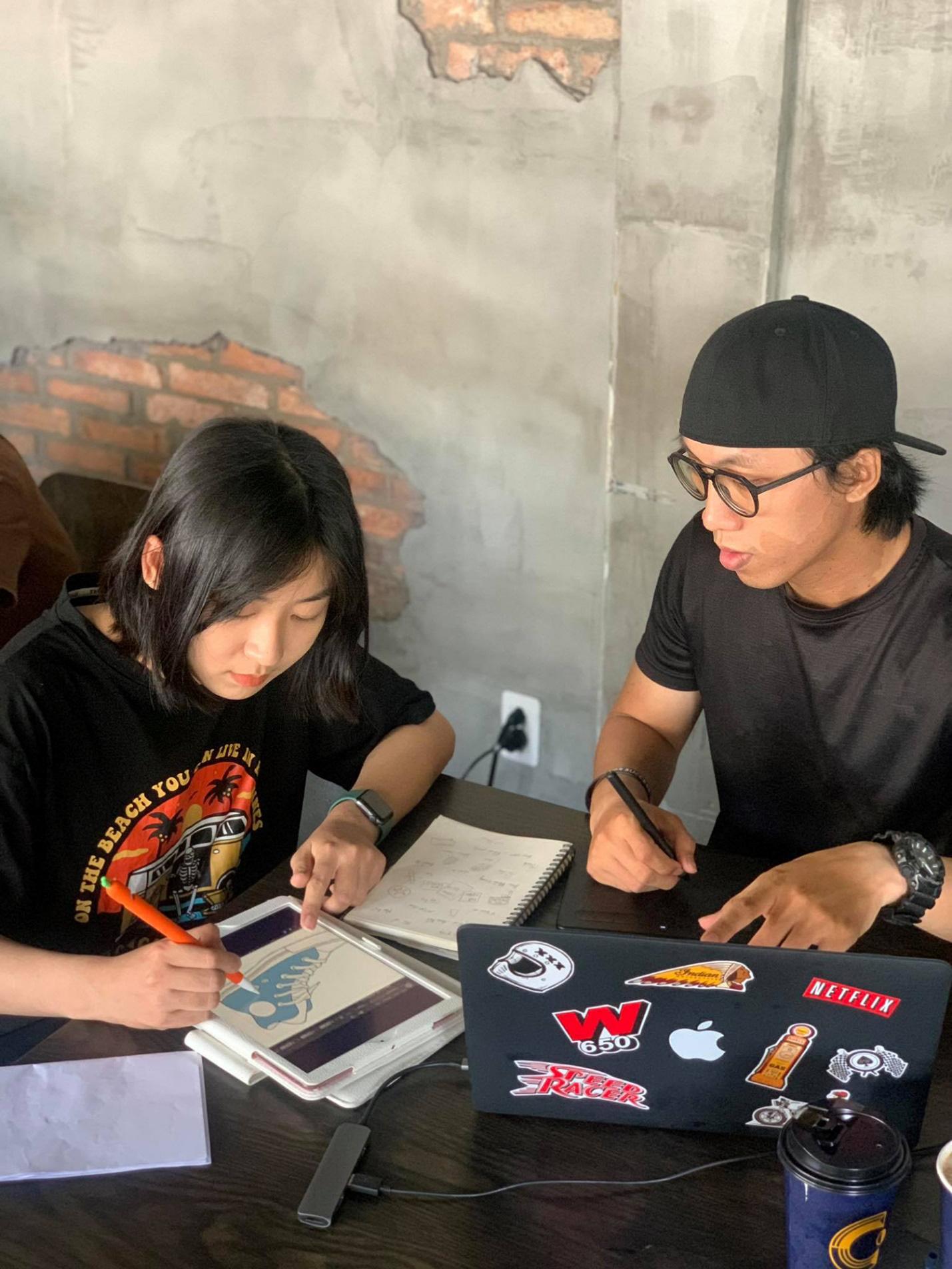 """Converse VN cổ vũ tinh thần một nhà của đại dân tộc Việt Nam qua tác phẩm """"Đoàn kết"""" - Ảnh 6."""