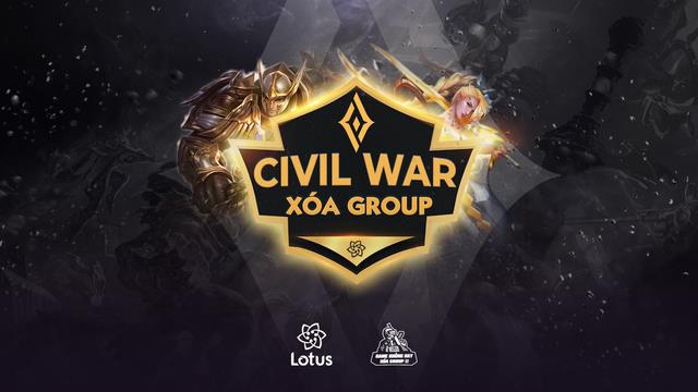 Liên Quân Mobile - Xóa Group Civil War! chính thức kết thúc với ngôi vô địch không ai ngờ tới - Ảnh 1.