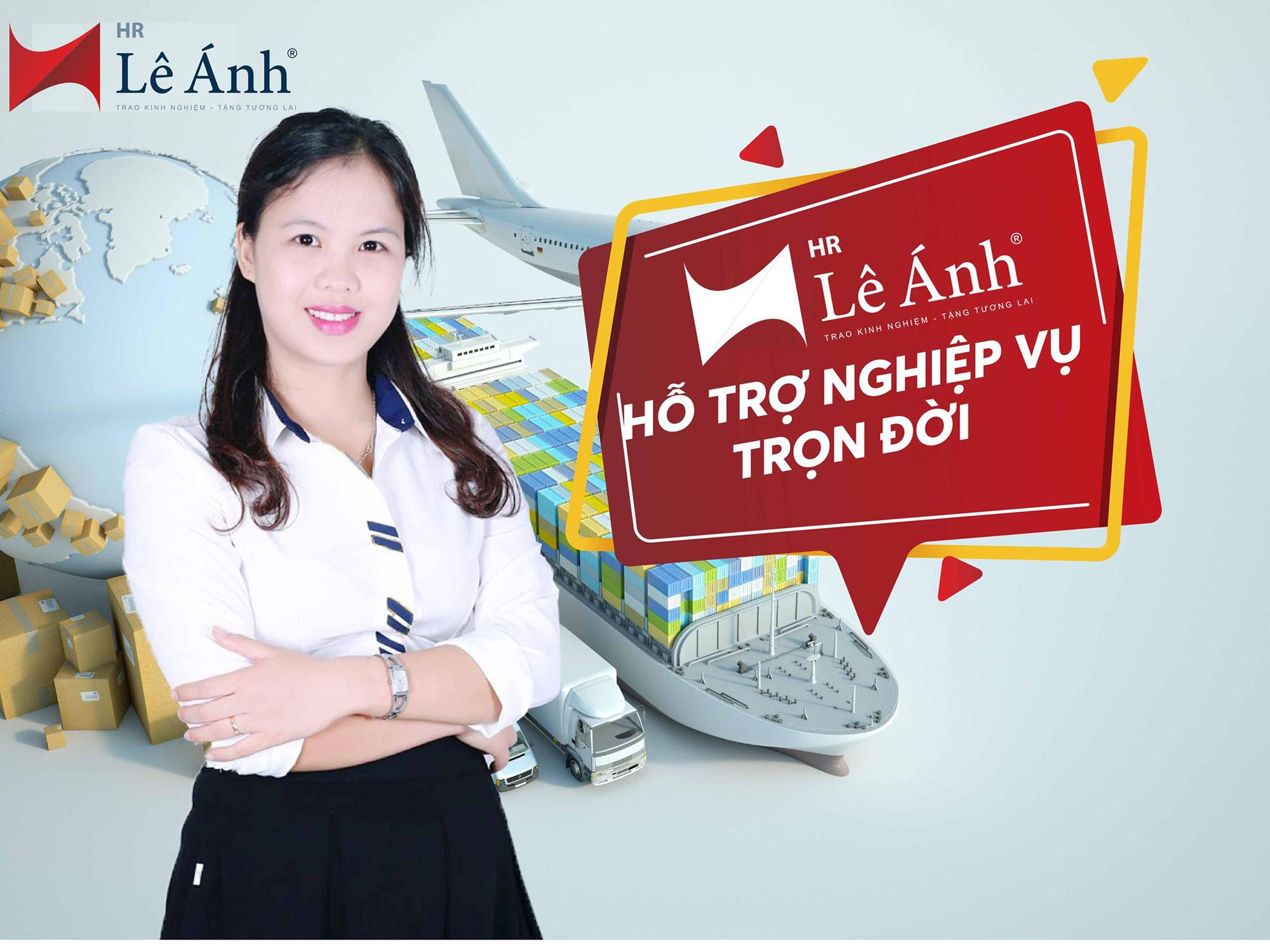Lê Ánh HR – Đào tạo, tuyển dụng nhân sự chuyên nghiệp - Ảnh 3.