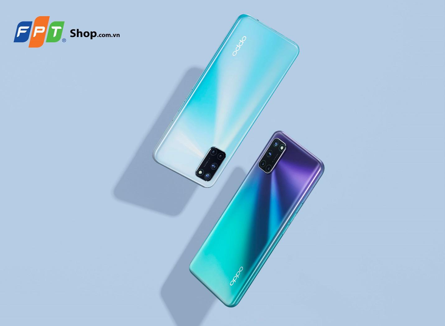 Bộ 3 smartphone OPPO A92, A31 và A12 đang giảm sốc đến 500.000 đồng tại FPT Shop - Ảnh 1.