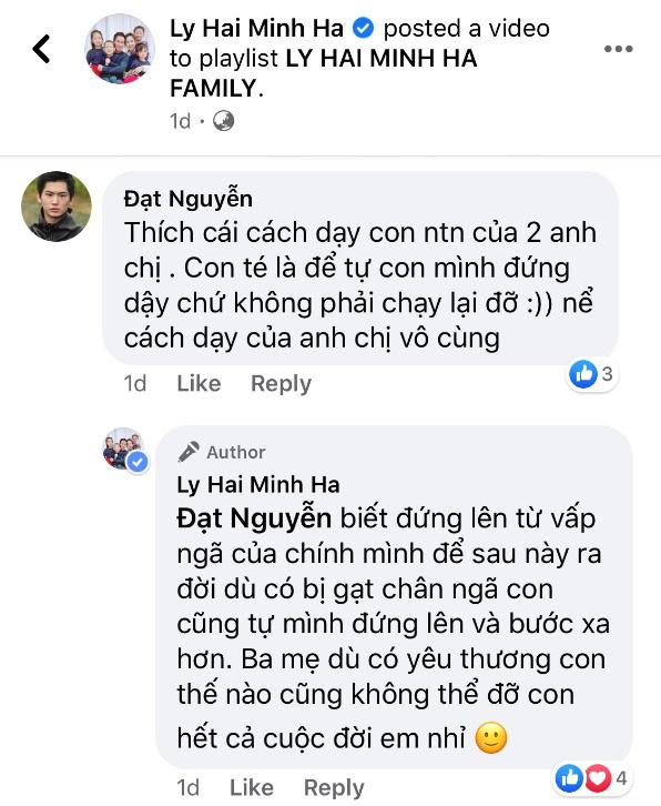 Fan xót ruột xem cậu cả nhà Lý Hải – Minh Hà thực hiện thử thách nhưng phản ứng của bà mẹ 4 con còn đáng ngạc nhiên hơn - Ảnh 7.