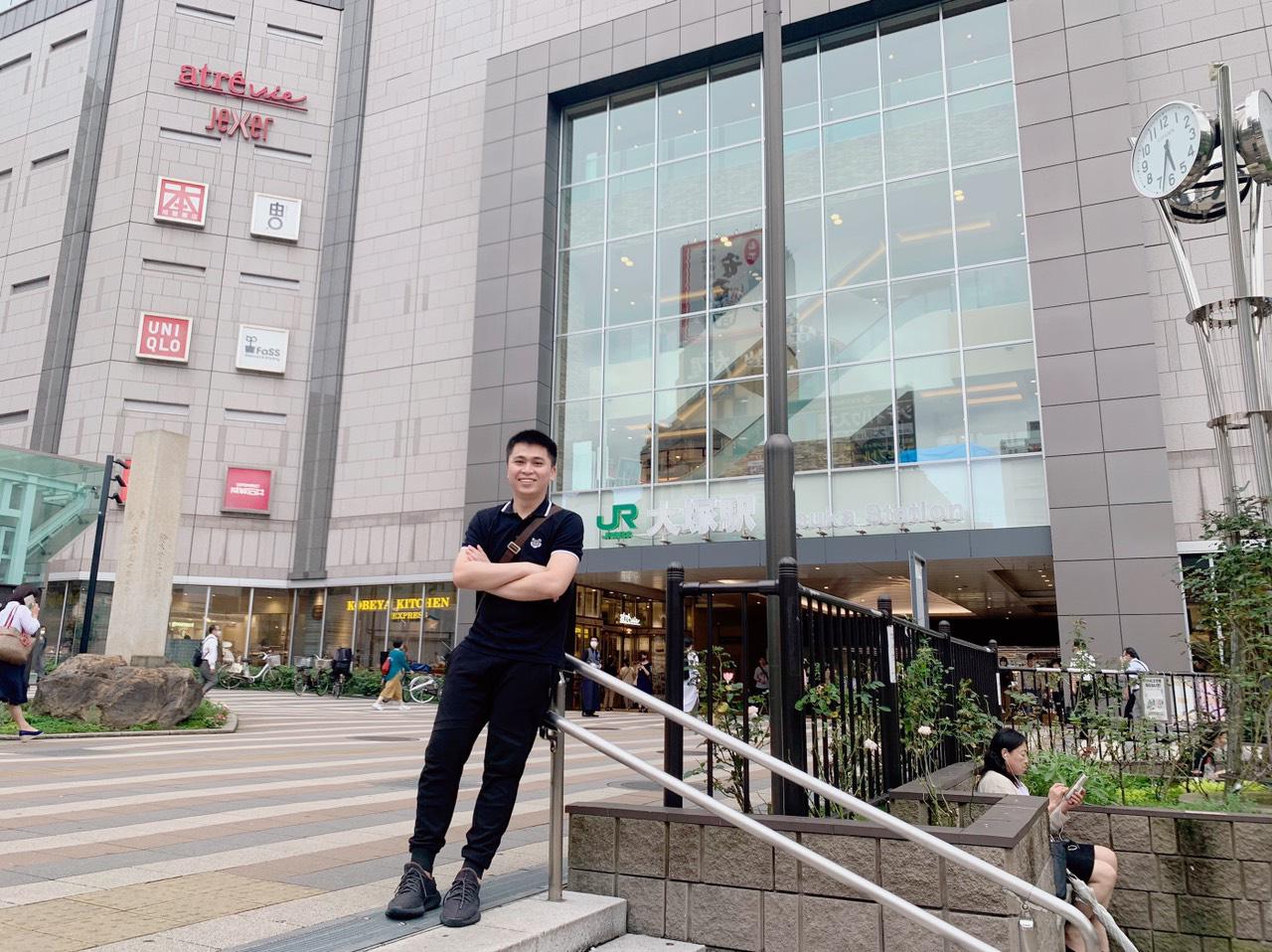9x Việt khởi nghiệp thành công tại Nhật từ chiến lược kinh doanh điện thoại thông minh - Ảnh 2.