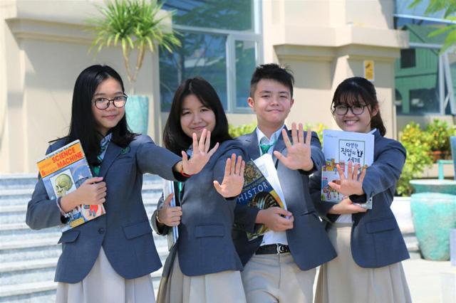 Trường St. Nicholas – Nơi chắp cánh tri thức và trái tim - Ảnh 2.