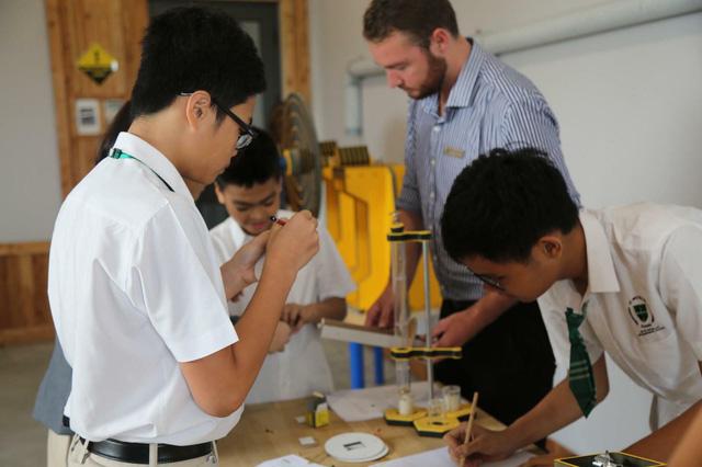 Trường St. Nicholas – Nơi chắp cánh tri thức và trái tim - Ảnh 3.