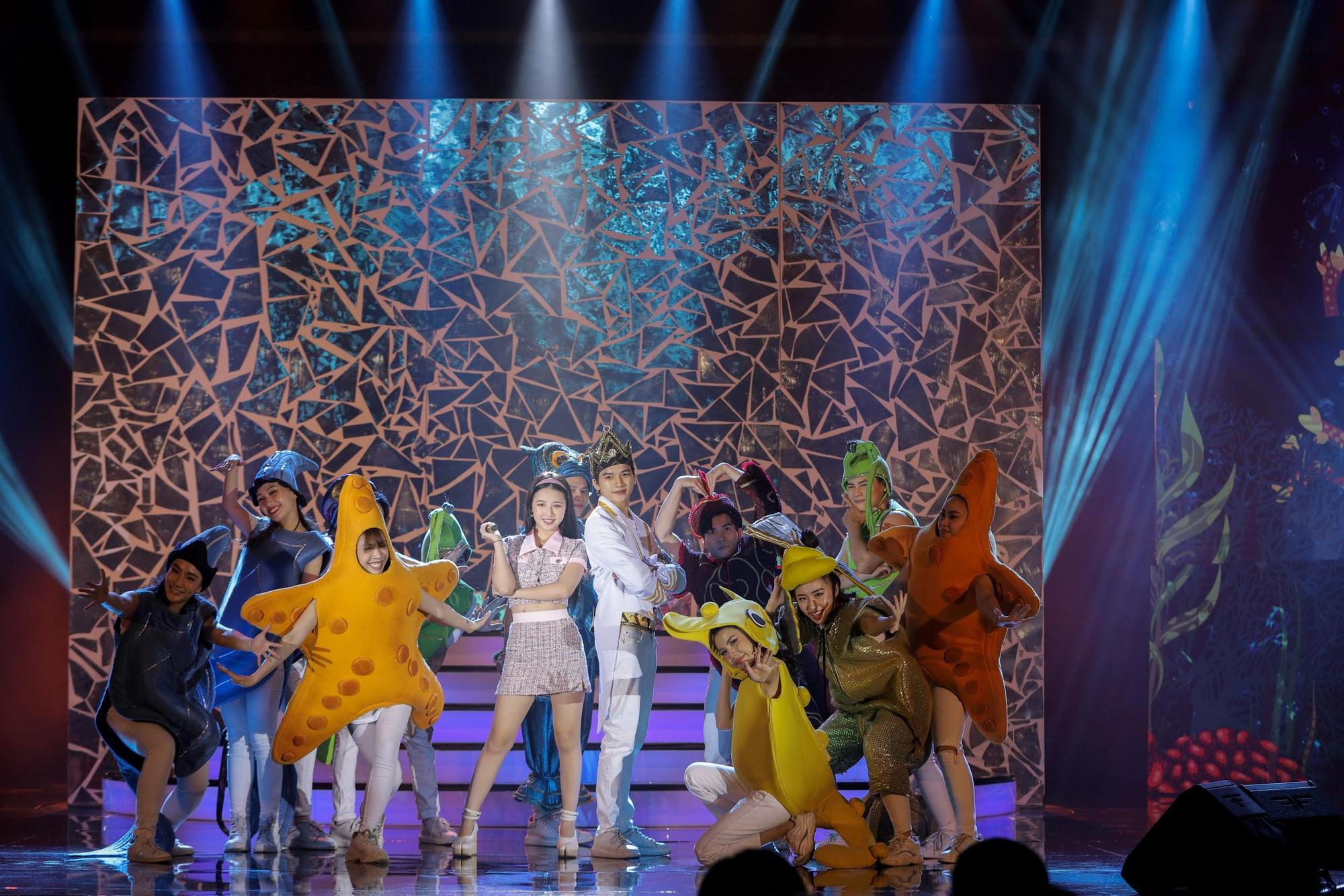 Loạt ảnh mới nhất xinh lung linh của Đông Nhi, Noo Phước Thịnh khiến khán giả trầm trồ trong đêm Gala Secret Concert – Chill Cùng Acecook - Ảnh 4.