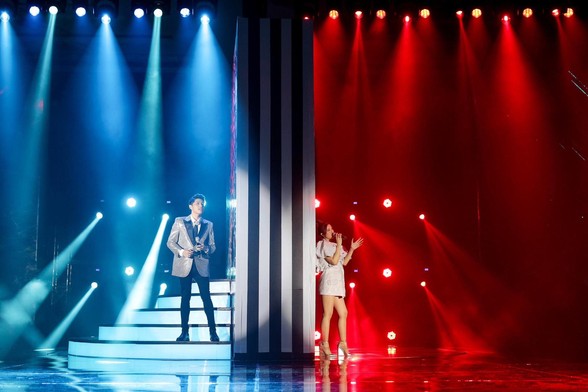 Loạt ảnh mới nhất xinh lung linh của Đông Nhi, Noo Phước Thịnh khiến khán giả trầm trồ trong đêm Gala Secret Concert – Chill Cùng Acecook - Ảnh 6.