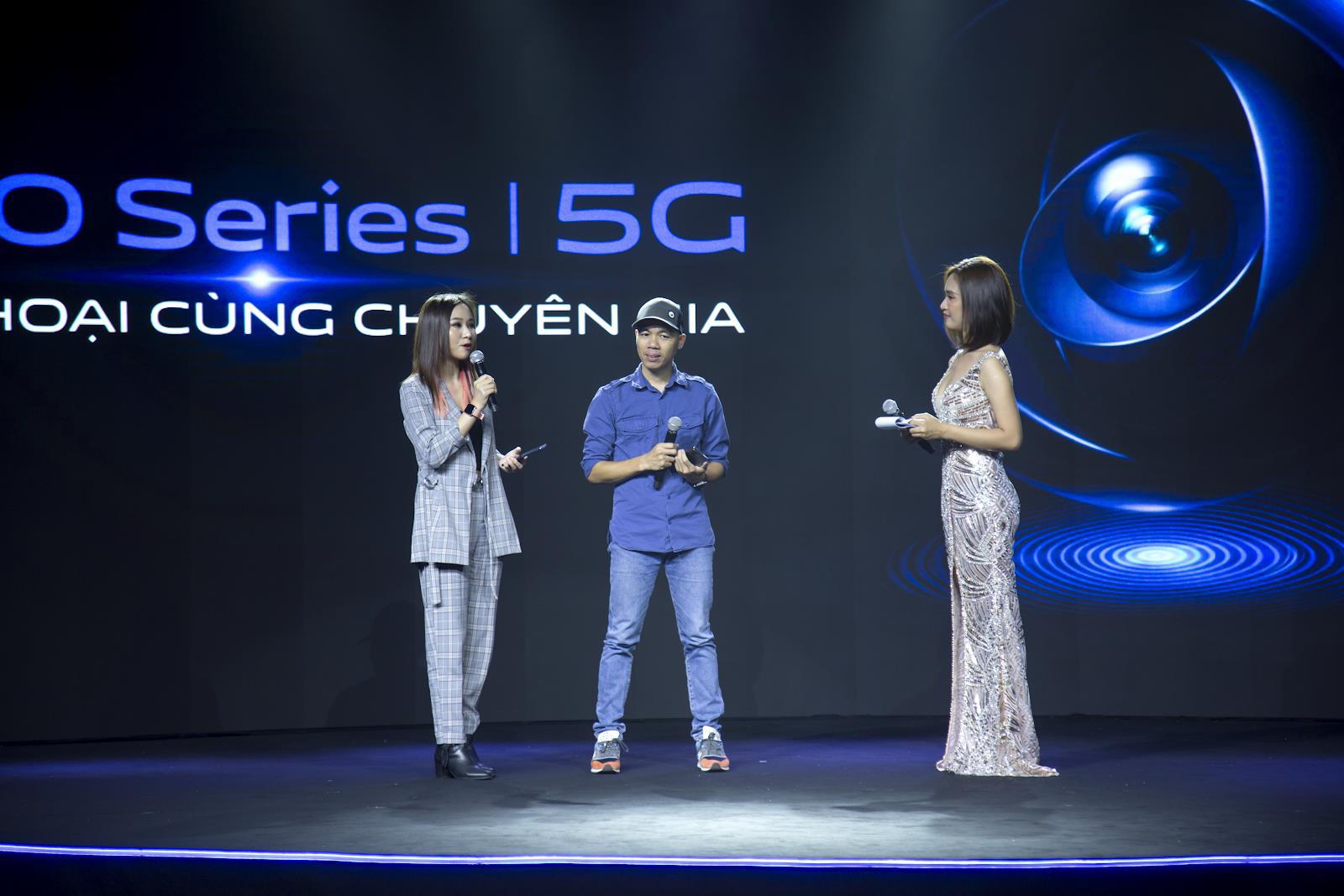 vivo X50 và vivo X50 Pro chính thức ra mắt tại Việt Nam: Camera Gimbal, chụp đêm siêu việt giá 12,99 và 19,99 triệu đồng cho hai phiên bản - Ảnh 3.