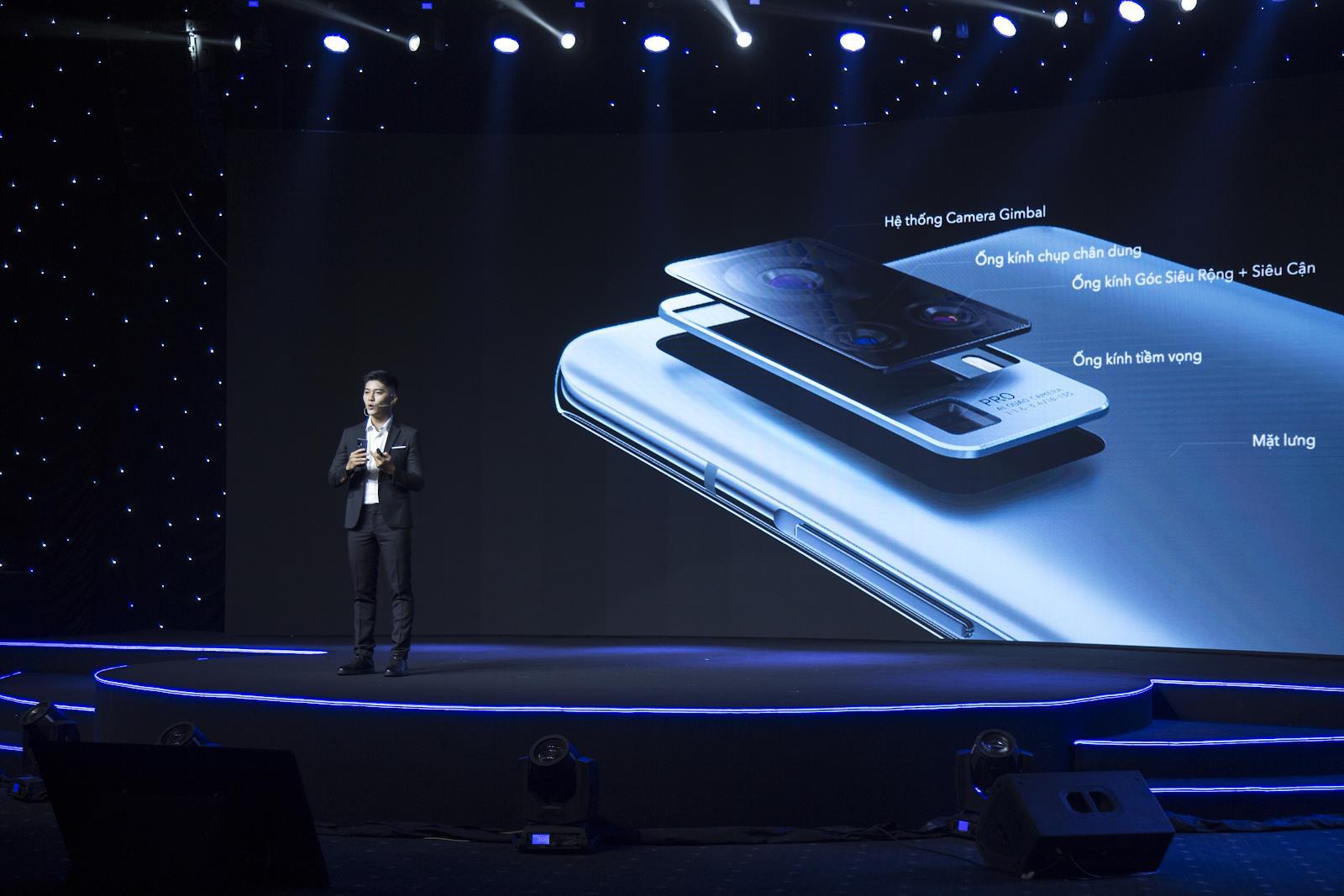 vivo X50 và vivo X50 Pro chính thức ra mắt tại Việt Nam: Camera Gimbal, chụp đêm siêu việt giá 12,99 và 19,99 triệu đồng cho hai phiên bản - Ảnh 4.