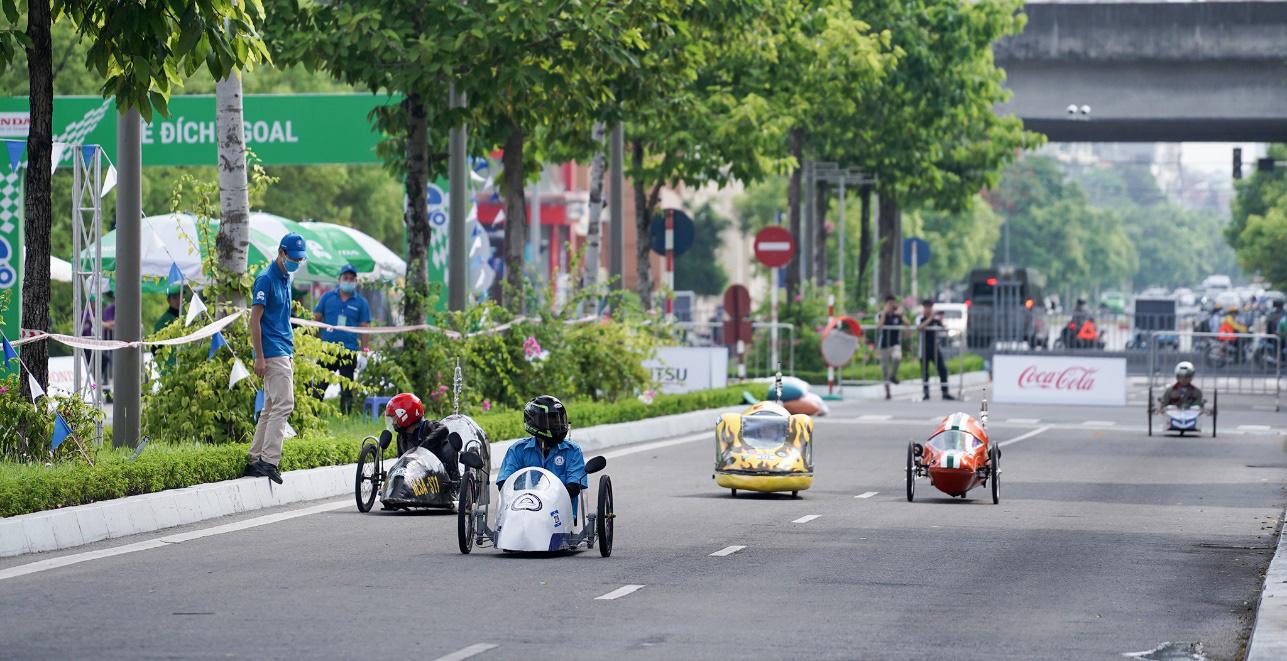 """Chung kết cuộc thi """"Lái xe sinh thái - Tiết kiệm nhiên liệu Honda 2020"""": Không ngừng sáng tạo – Không ngừng đam mê! - Ảnh 4."""