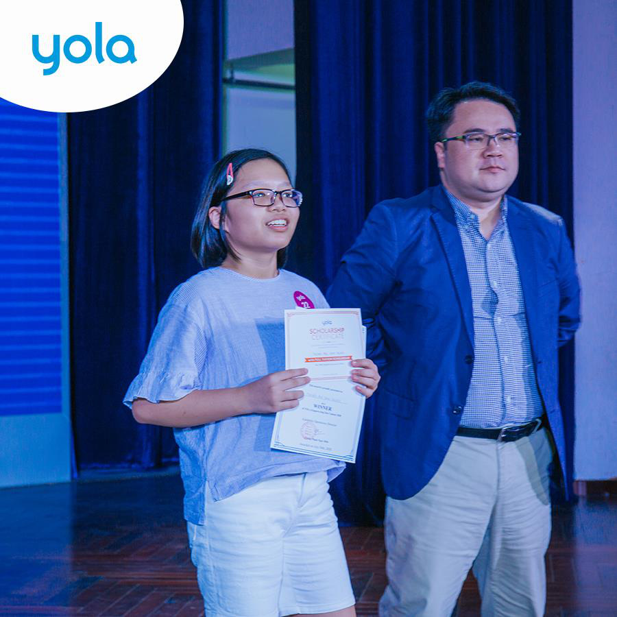 Sôi nổi và gay cấn tại vòng chung kết cuộc thi tiếng Anh Empowering You - Ảnh 6.