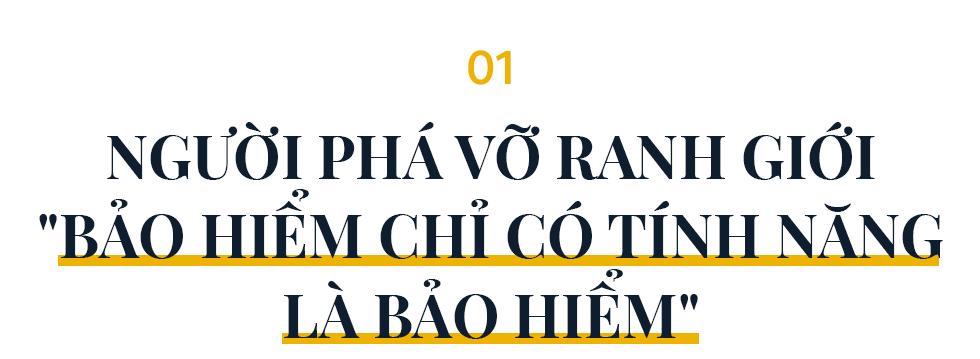 """Vị Tổng Giám đốc """"không nhiệm kỳ"""" của Chubb Life Việt Nam - Ông Lâm Hải Tuấn: Bảo hiểm với tôi là sứ mệnh - Ảnh 2."""