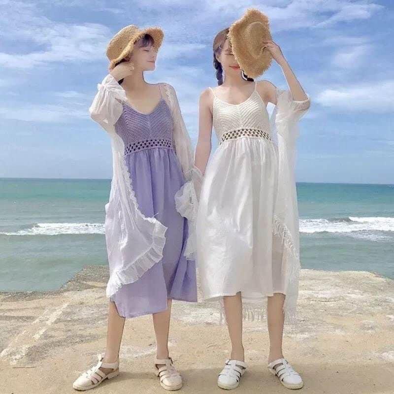 Bim store – Cửa hàng chuyên váy đầm chất liệu linen cho phái đẹp - Ảnh 2.
