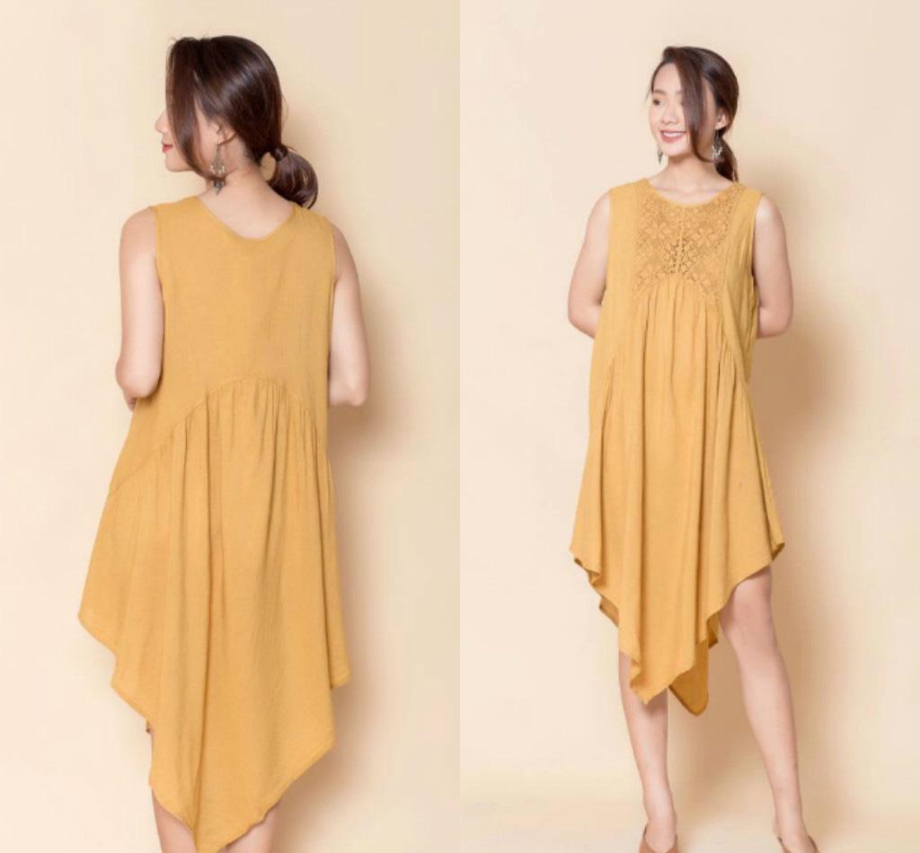 Bim store – Cửa hàng chuyên váy đầm chất liệu linen cho phái đẹp - Ảnh 4.
